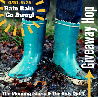 2018 3rd Annual Rain Rain Go Away Giveaway Hop