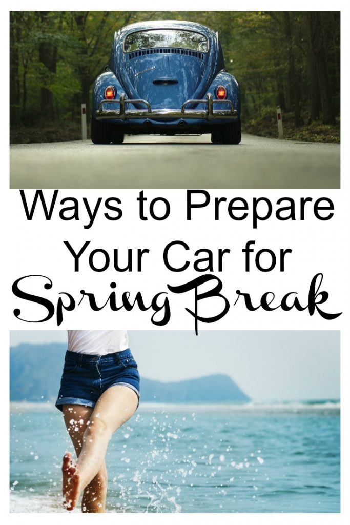 Ways to Prepare Your Car for Spring Break