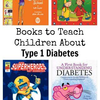 Type 1 Diabetes Childrens Books