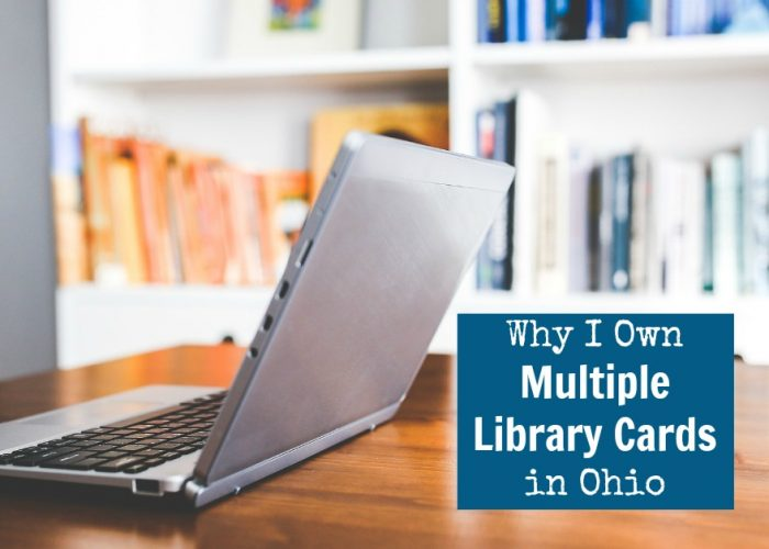 Free Benefits at Ohio Libraries